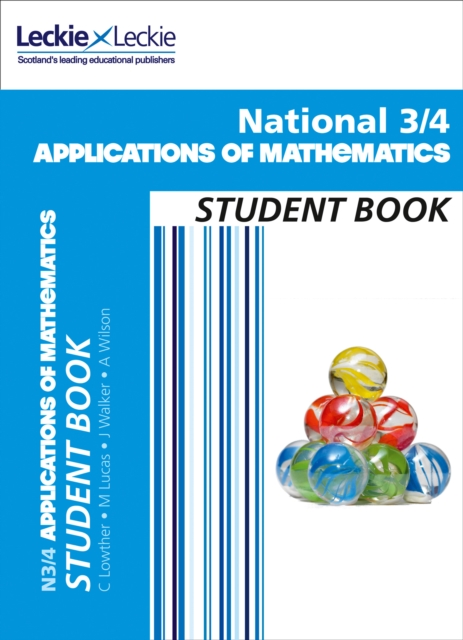 National 3/4 Applications of Maths Student Book