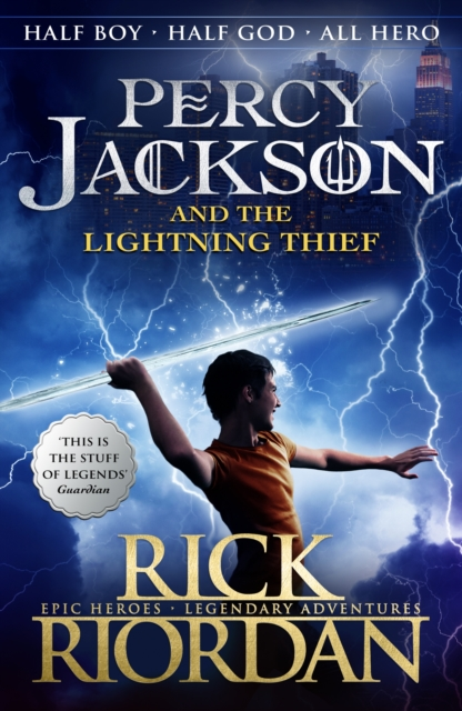 Percy Jackson and the Lightning Thief (Book 1 of Percy Jackson)