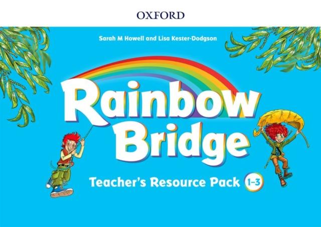 Rainbow Bridge: 1-3: Teacher Resource Pack