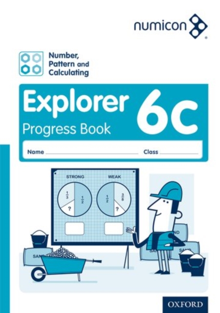 Numicon: Number, Pattern and Calculating 6 Explorer Progress Book C (Pack of 30)
