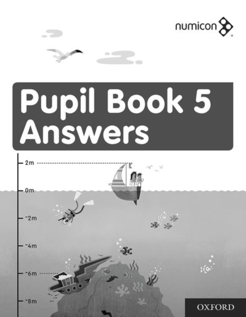 Numicon Pupil Book 5: Answers