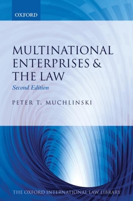 Multinational Enterprises & the Law