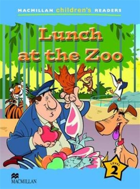 Macmillan Children's Readers Lunch at the Zoo Level 2