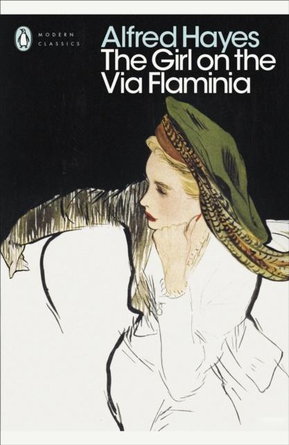 Girl on the Via Flaminia