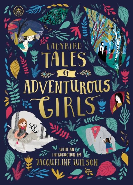 Ladybird Tales of Adventurous Girls