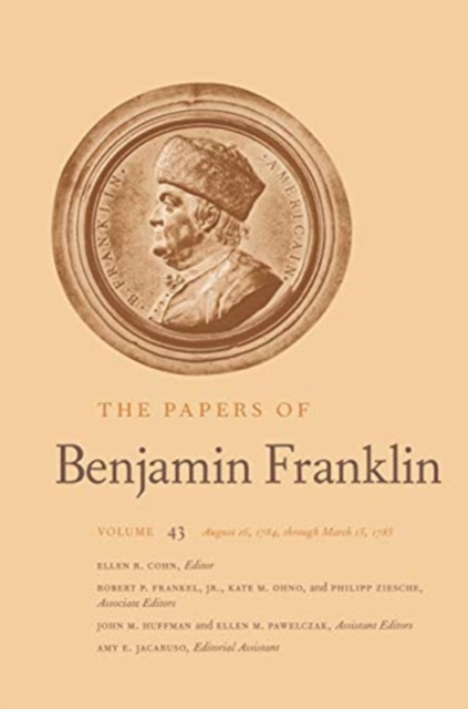 Papers of Benjamin Franklin