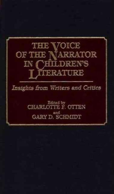 Voice of the Narrator in Children's Literature