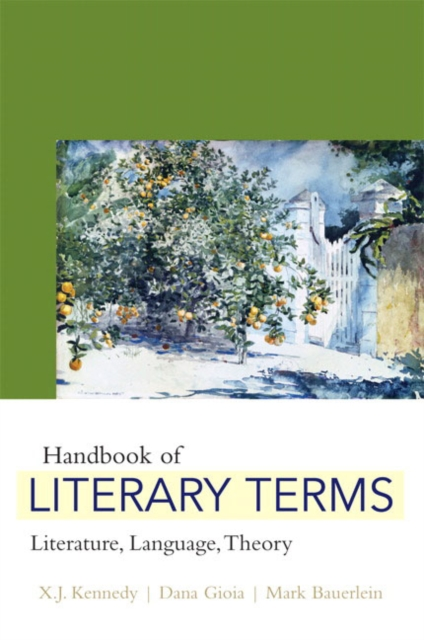 A Handbook of Literary Terms : Literature, Language, Theory