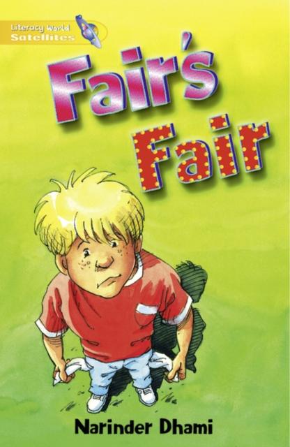 Literacy World Satellites Fiction Stg 1 Fair's Fair