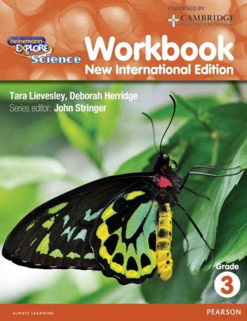 Heinemann Explore Science 2nd International Edition Workbook 3