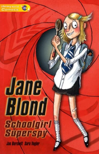 LIteracy World Comets St1 Novel Jane Blond