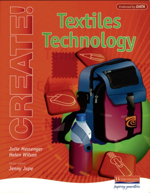Create! Textiles Technology Student Book