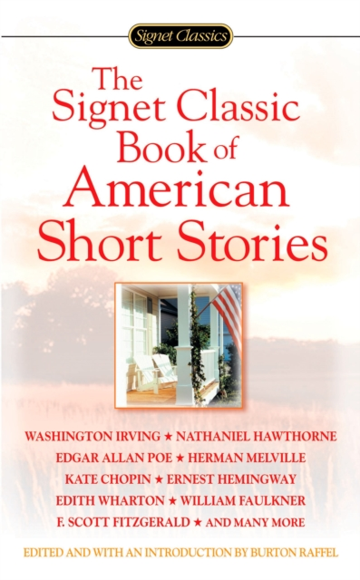 Signet Classic Book of American Short Stories