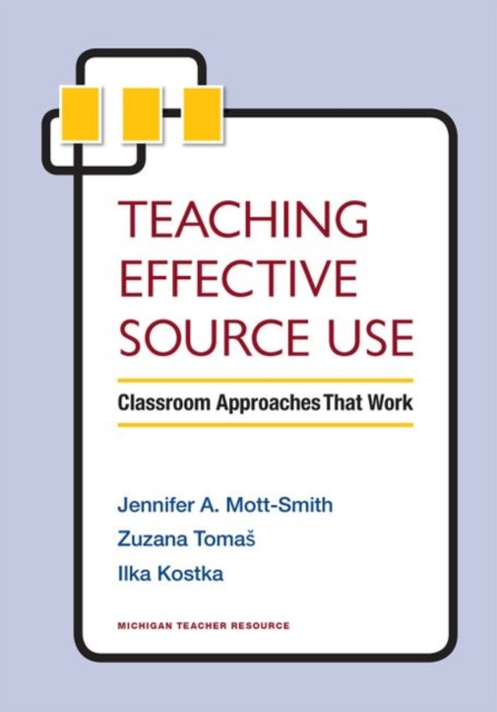 Teaching Effective Source Use
