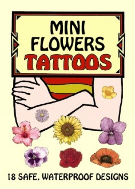 Mini Flowers Tattoos