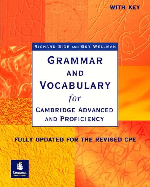 Grammar & Vocabulary CAE & CPE Workbook With Key New Edition