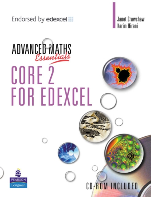 Level Maths Essentials Core 2 for Edexcel Book and CD-ROM