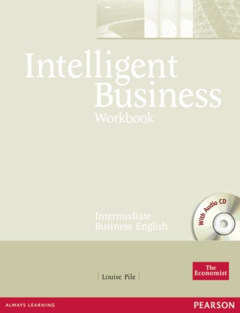 Intelligent Business Intermediate Workbook and CD pack