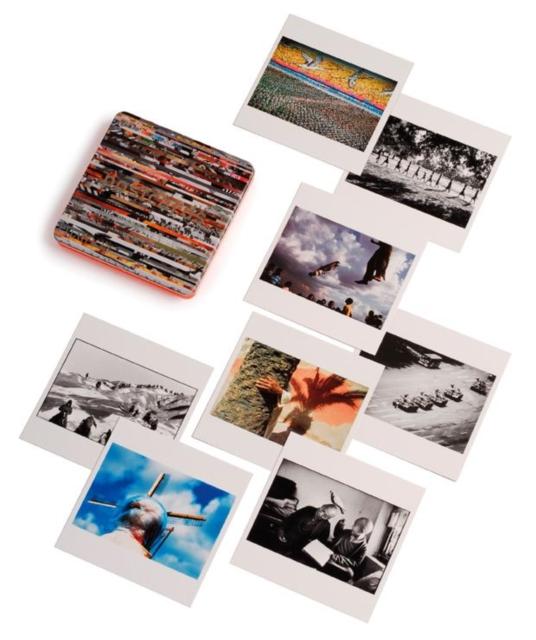 magnum  postcards