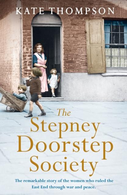Stepney Doorstep Society