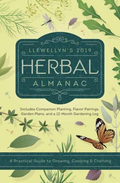 Llewellyn's 2019 Herbal Almanac