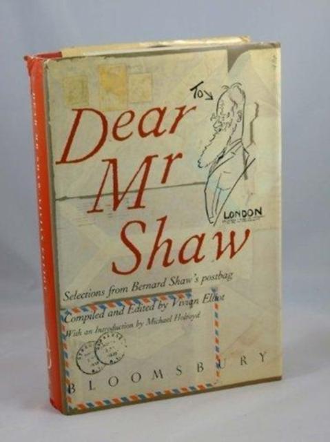 Dear Mr. Shaw