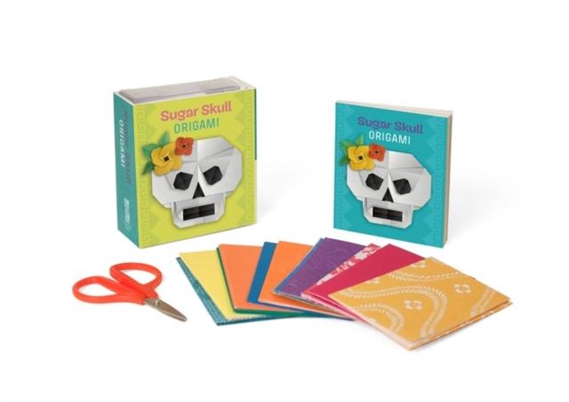 Sugar Skull Origami