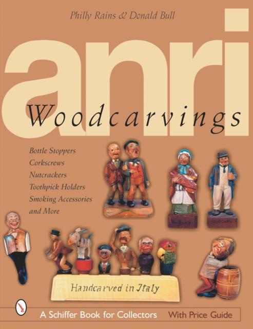 ANRI Woodcarvings