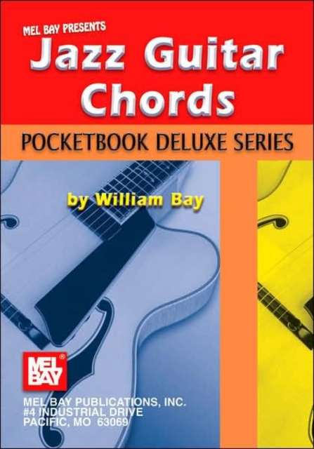 JAZZ GUITAR CHORDS POCKETBOOK DELUXE SER