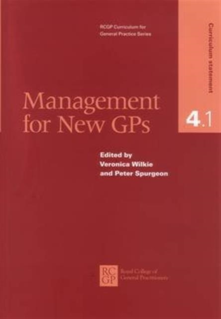 Management for New GPs