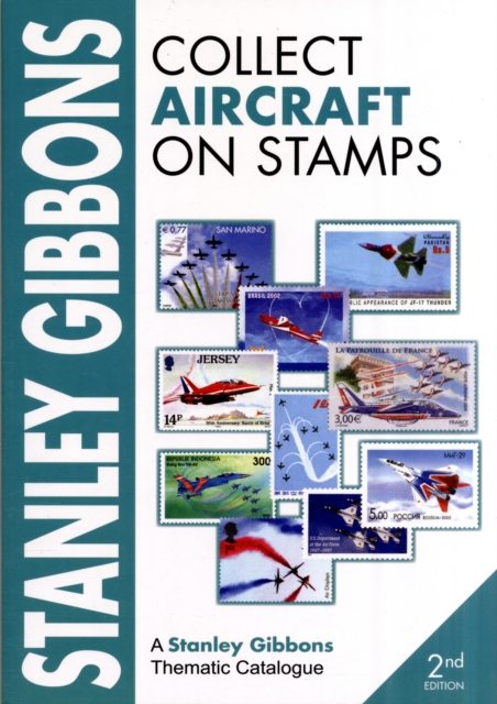 Stanley Gibbons Collect Aircraft on Stamps