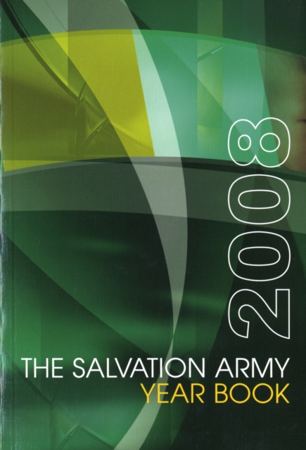 SALVATION ARMY YEAR BOOK 2008