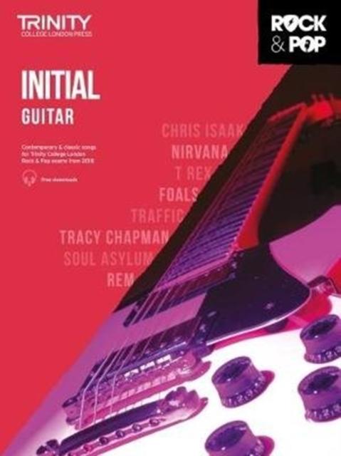 Trinity College London Rock & Pop 2018 Guitar Initial Grade