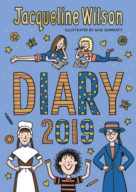 Jacqueline Wilson Diary 2019