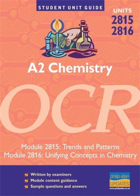 A2 Chemistry OCR