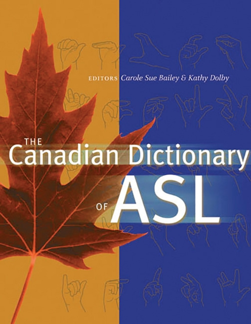 Canadian Dictionary of ASL