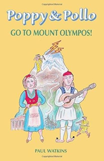 Poppy & Pollo go to Mount Olympos!