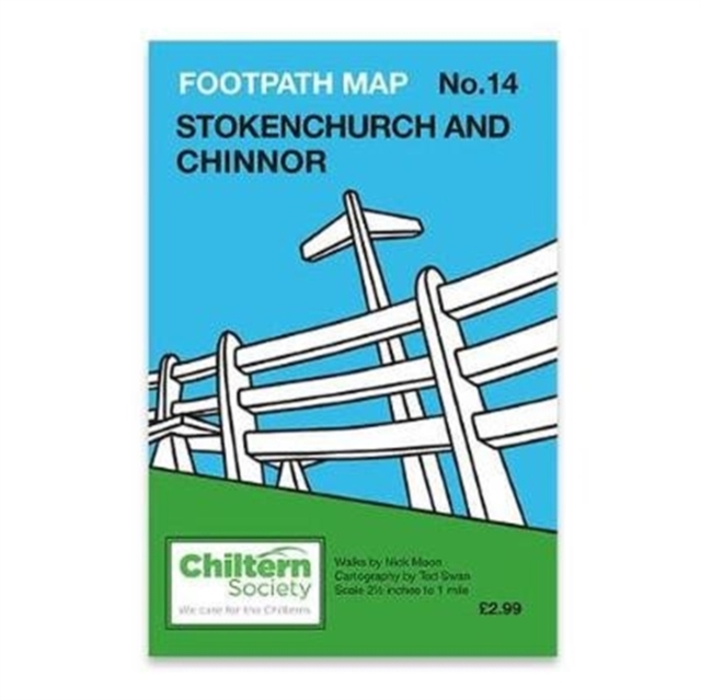 Footpath Map No. 14 Stokenchurch and Chinnor