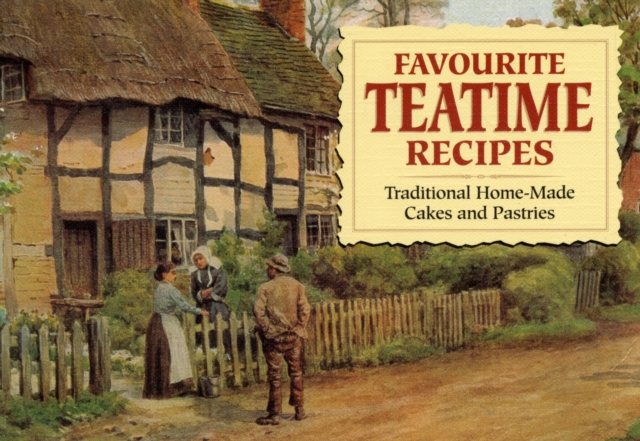 Favourite Teatime Recipes