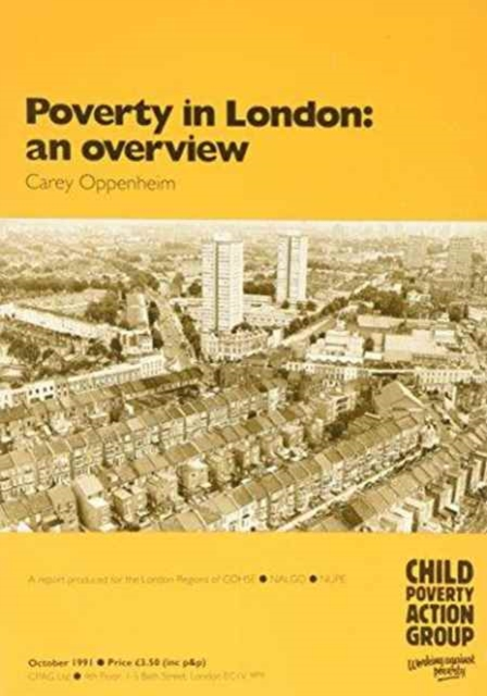 Poverty in London