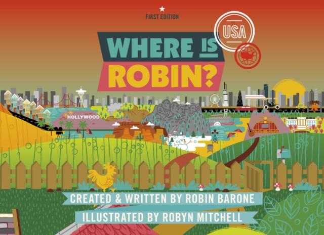 Where is Robin? USA