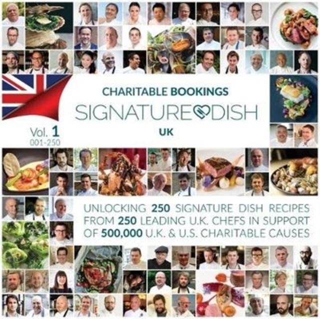 Charitable Bookings Signature Dish UK