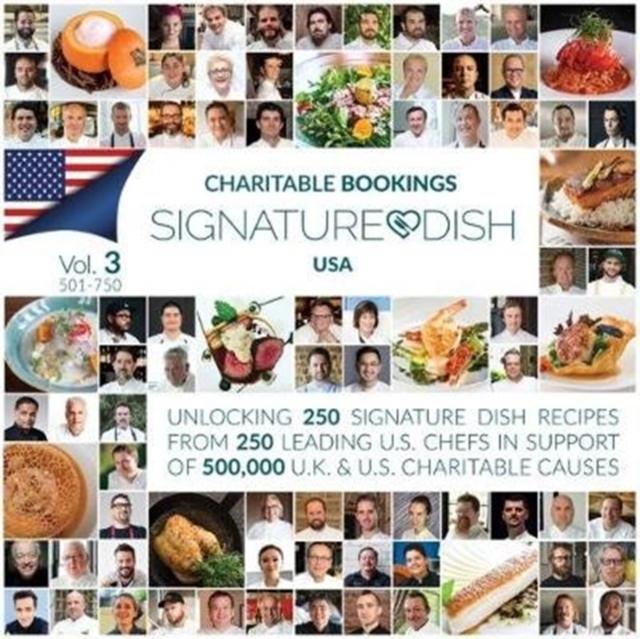 Charitable Booking Signature Dish USA