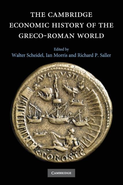 Cambridge Economic History of the Greco-Roman World