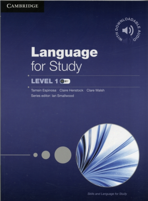 Language for Study Level 1 Student's Book with Downloadable Audio