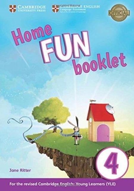 Storyfun Level 4 Home Fun Booklet