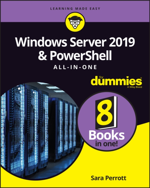 Windows Server 2019 & PowerShell All-in-One For Dummies
