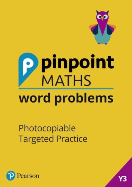 Pinpoint Maths Word Problems Year 3 Teacher Book