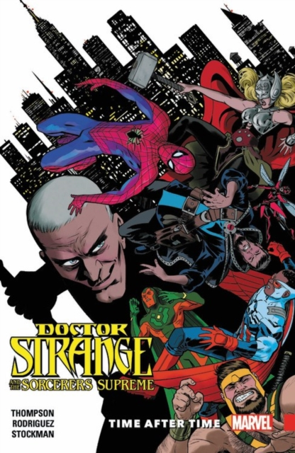 Doctor Strange And The Sorcerers Supreme Vol. 2: Time After Time