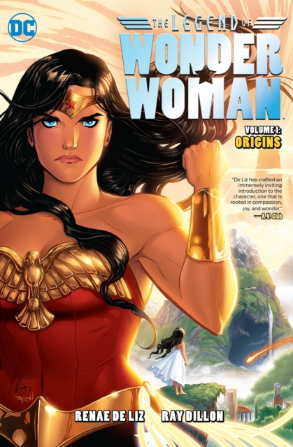 Legend Of Wonder Woman Origins